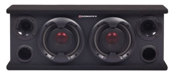 Car Speaker System >> 6 5 400w 2 Way Speaker System