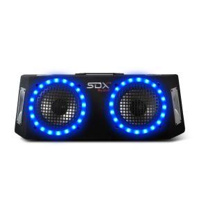 """8"""" 2-Way Full Range LED Speaker Box"""