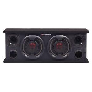 "6.5"" 400W 2-Way Speaker System"