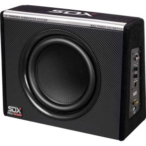 "10"" Compact High Performance Bass System"