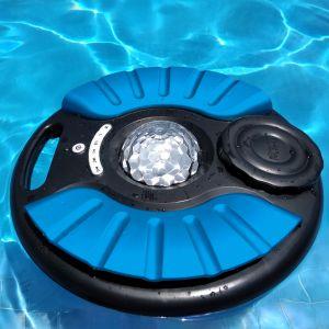 Saturn Pool Speaker (Ocean Blue)