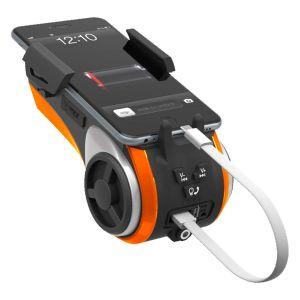 ZOOMtube - Bike Bluetooth Speaker, Phone Mount, and Headlights